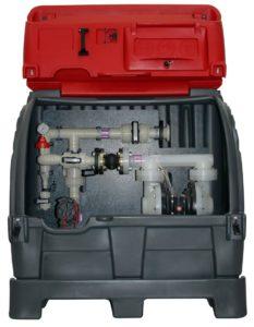 perma single point lubricator